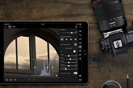 Canon C-RAW a Dual Pixel RAW