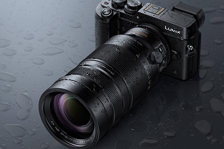 Panasonic Leica DG VARIO-ELMAR 100-400/4-6,3 ASPH. POWER O.I.S.