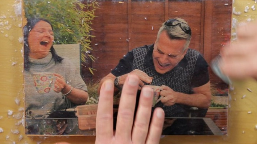 Ako preniesť fotografiu na drevo