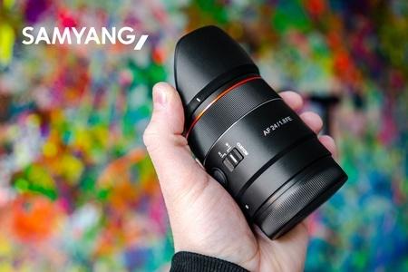Nový širokoúhlý objektiv Samyang AF 24mm f/1.8 FE