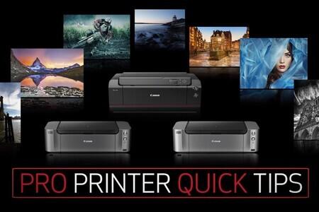 Canon Two Minute Tips: Print Studio Intro
