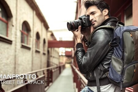 Manfrotto Street Collection: Street Backpack