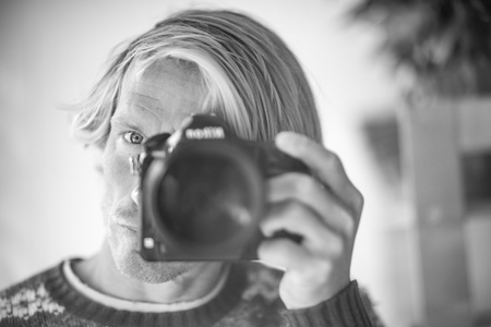 George Karbus pribúda k ambasádorom značky Nikon