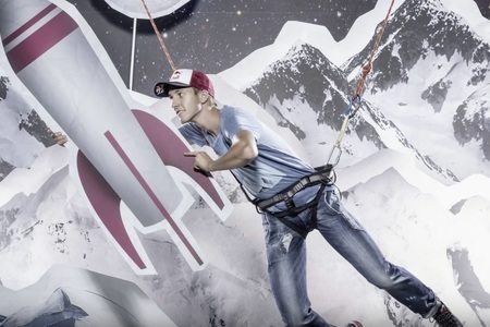 Reinventing winter sports action photography - Red Bull Illume