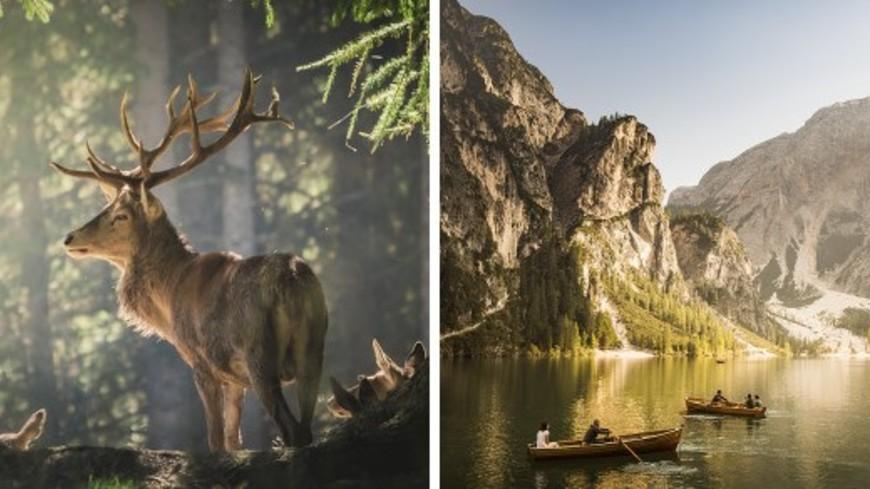 Tipy na niektoré krásne miesta