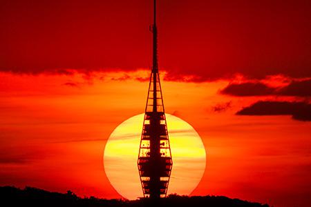 Televízna veža Kamzík