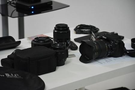 Zaostřeno na Nikon(y) řady 5000