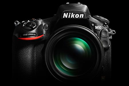 """Nikon D810 - """"som vysoké rozlíšenie"""""""