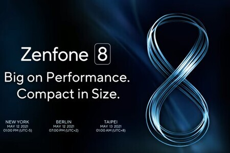 ASUS Zenfone 8 series Launch Event