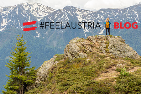 Blogerská súťaž #feelaustria