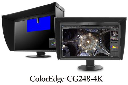 EIZO představuje 4K monitory: CG248 a CG318