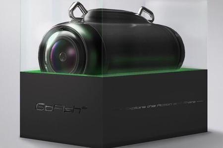 GoFish Cam akčná kamera na filmovanie pod vodou