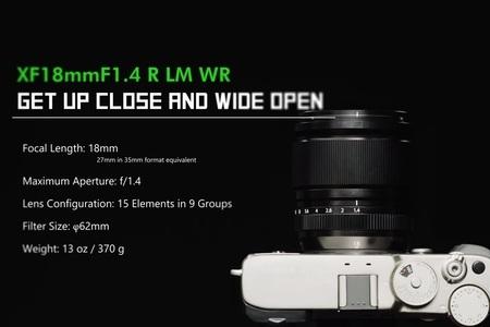 FUJINON XF18mmF1.4 R LM WR Promotional Video/ FUJIFILM