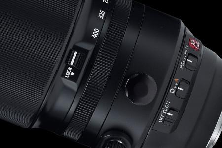 Fujinon XF100-400mm F4,5-5,6 R LM OIS WR
