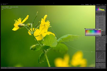 Adobe Lightroom CC - Dehaze inak