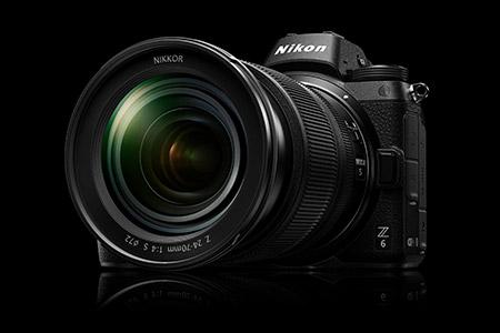 Nikon Z6 - viac ako len bezzrkadlový D750