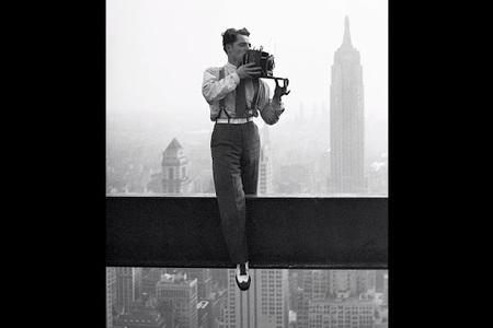 Príbeh fotografie: Obed na vrchole mrakodrapu (1932)