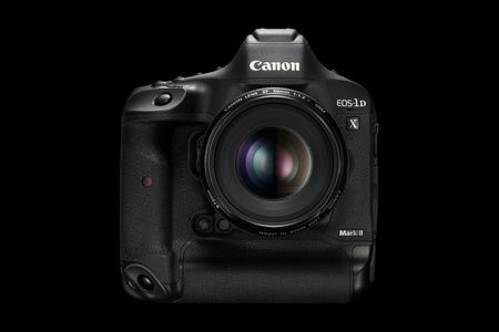 Zachyťte každý moment s Canon EOS-1D X Mark II