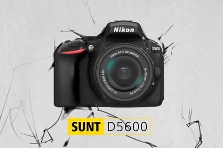 Tur de produs Nikon D5600