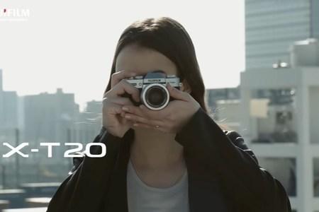 FUJIFILM X-T20 Promotional Video / FUJIFILM