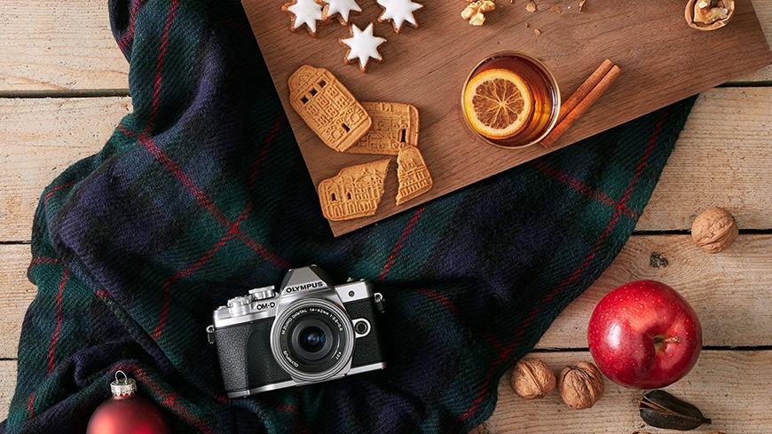 Fotoaparát pre nováčika, samozrejme pod stromček