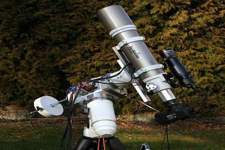 Objektívy v astrofotografii