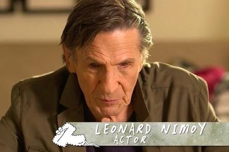 Rozhovor Leonard Nimoy