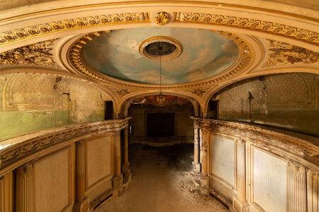 Najkrajšie opustené divadlá