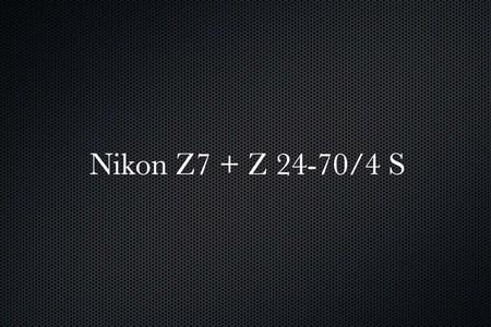 Nikon Z7 4K