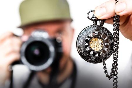 Fotografovanie času