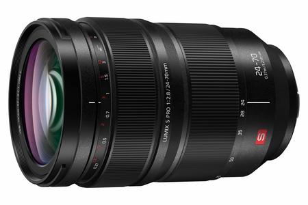 Panasonic uvádí na trh nový výměnný objektiv LUMIX S PRO 24-70mm F2.8