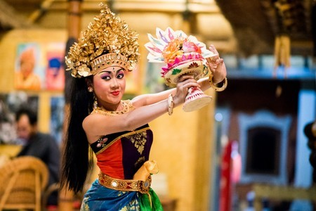 JÁVA A BALI - Indonéská pohádka