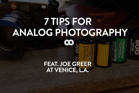 7 Tips for Analog Photography with Joe Greer