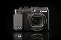 Canon Powershot G1X - kompakt kráľovský