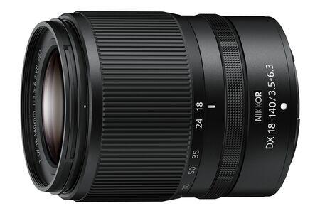 NIKKOR Z DX 18 – 140 mm f/3,5 – 6,3 VR, všestranný DX objektív pre všetky vaše cesty