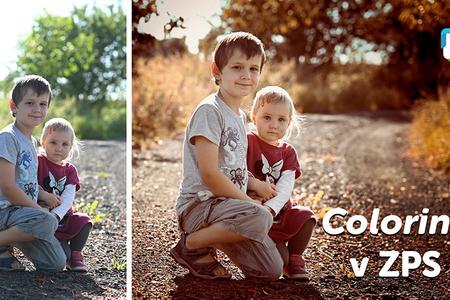 Ako naladiť fotku do hnedých odtieňov v Zoner Photo Studiu X