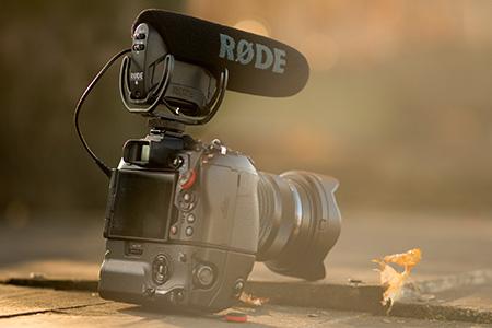RØDE VideoMic Pro Rycote