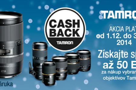 Akcia Cash Back Vianoce 2014