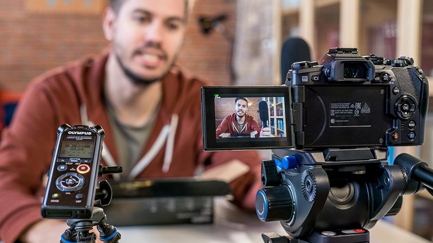 Výbava pre začínajúcich vloggerov