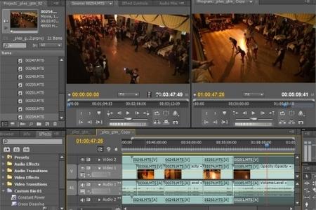 Upoutávka na kurz Adobe Premiere - střih v programu krok po krok