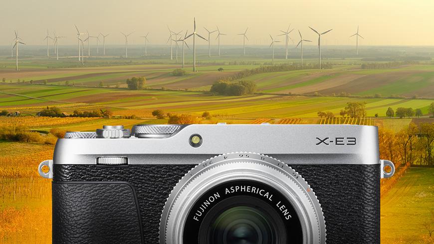 Prvý výlet s Fujifilm X-E3, alebo niečo o ovládaní