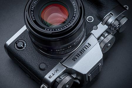 Fujifilm X-T3 - suverén