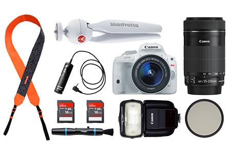 Príslušenstvo pre začínajúcich fotografov