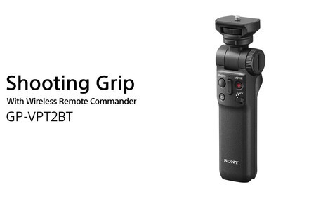 Product Feature | Shooting Grip With Wireless Remote Commander G