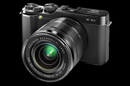 Fujifilm X-M1 a X-A1