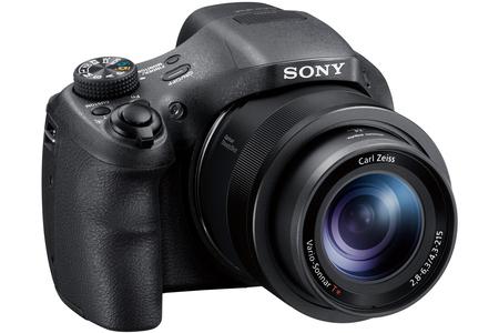 Je to tak blízko! Malý kompaktný fotoaparát Cyber-shot™ HX350 s 50x superzoomom