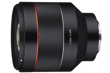 Nový Samyang XP 10 mm f/3,5 -  extrémně širokoúhlý objektiv pro full frame