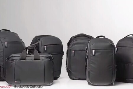 Manfrotto Advanced2 Backpacks Tutorial Video