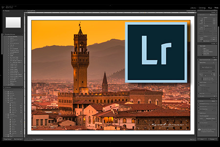Adobe Lightroom CC - tlač