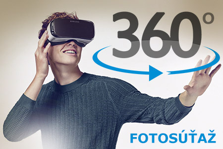 Fotosúťaž: 360 - hlasujte a vyhrajte!